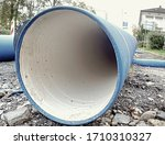 Hole In Long Tupe With Large...