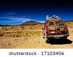 Bolivia   Dramatic Landscape ...