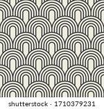 seamless geometric stripe... | Shutterstock .eps vector #1710379231