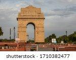 India gate in lockdown 2020 ...