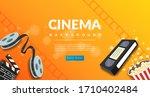Movie Film Banner Design...