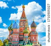 St. Basil's Cathedral Ancient...