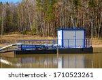 Water Intake Station At The...