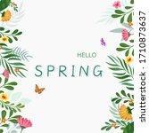 Hello Spring Lettering Season...