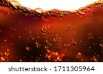 splash of cola  soda or beer... | Shutterstock .eps vector #1711305964