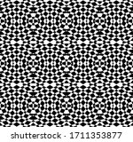 geometric squared checkered... | Shutterstock .eps vector #1711353877