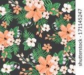 wedding invitation | Shutterstock .eps vector #171145247