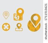 location icon ui mobile design...