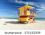 miami   january 3 the coastal...   Shutterstock . vector #171152339