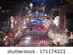 Golden Colorado Main Street....