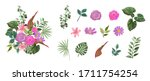 Vector Design Bouquet With...
