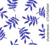 abstract seamless pattern... | Shutterstock .eps vector #1711936564