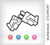 plug concept   Shutterstock .eps vector #171195197