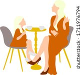 Bright Vector Illustration Of...