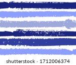 horizontal ink lines paint... | Shutterstock .eps vector #1712006374