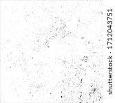 vector grunge black and white... | Shutterstock .eps vector #1712043751