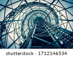 Steel Structure Of The...