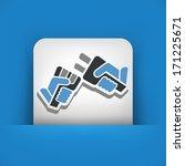 plug concept | Shutterstock .eps vector #171225671