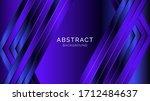 modern colorful geometric... | Shutterstock .eps vector #1712484637