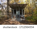 Abandoned Store In Ghost Town...