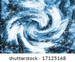 sparkles on winter christmas... | Shutterstock . vector #17125168