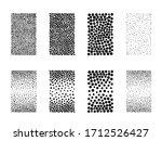 isolated monochrome rectangle... | Shutterstock .eps vector #1712526427