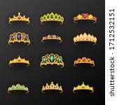 Flat Princess Tiara Collection....