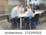 start up business team in... | Shutterstock . vector #171259325