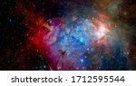 Universe Galaxy. Elements Of...