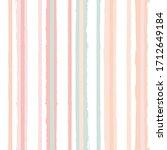 hand drawn striped pattern ... | Shutterstock .eps vector #1712649184