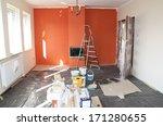 flat renovation   Shutterstock . vector #171280655