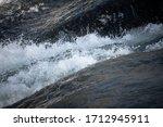 Running Mountain River....