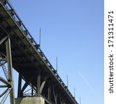 Heavy Iron Raillway Bridge...