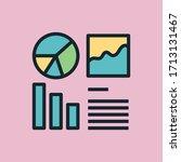 analytics. digital marketing...   Shutterstock .eps vector #1713131467