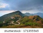 pha tung mountain   chiang rai  ...   Shutterstock . vector #171355565