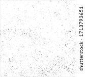 vector grunge black and white... | Shutterstock .eps vector #1713793651
