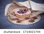 Cake Basket Tarts Filled With...
