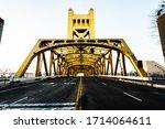Iconic Sacramento Golden Tower...