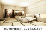 Modern Zen Peaceful Bedroom....