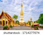 Beautiful Wat Phra That Phanom...