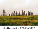 The Callanish Stones At Isle Of ...