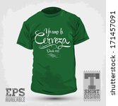 Graphic T- shirt design - Yo Amo la Cerveza - I love Beer spanish text - Vector illustration - shirt print