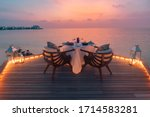 Amazing Romantic Dinner On The...