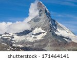 Monte Cervino  Or Matterhorn ...