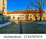 Poprad  Slovakia   January 01 ...