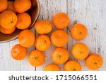 Small Clementine Oranges...