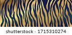 luxury animal skin background ... | Shutterstock .eps vector #1715310274