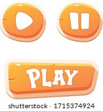 buttons for mobile game. games. ...