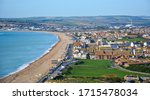 Panoramic View Of Seaford  A...
