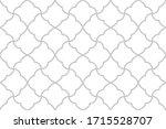 flower geometric pattern....   Shutterstock . vector #1715528707